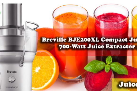 Breville BJE200XL Compact Juice Fountain 700-Watt Juice Extractor Review